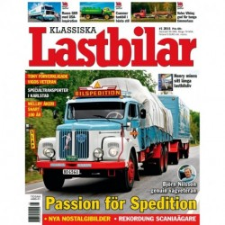 Klassiska Lastbilar nr 1 2015