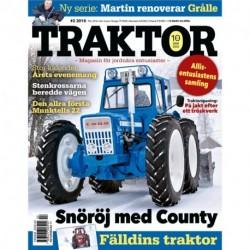 Traktor nr 2 2018