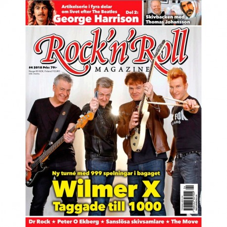 Rock'n'Roll Magazine nr 4 2018