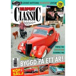 Bilsport Classic nr 4 2018
