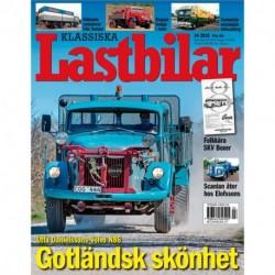 Klassiska Lastbilar nr 4 2018