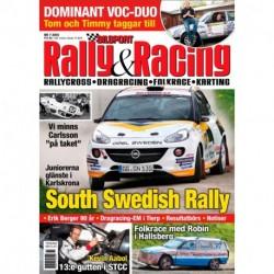 Bilsport Rally&Racing nr 7 2015