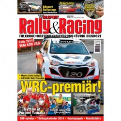 Bilsport Rally&Racing nr 2 2014