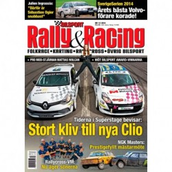 Bilsport Rally&Racing nr 12 2014