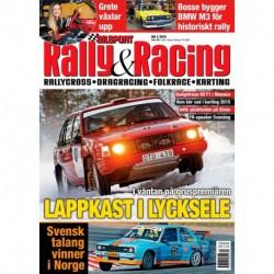 Bilsport Rally&Racing nr 4 2015