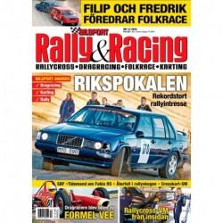 Bilsport Rally&Racing nr 12 2015