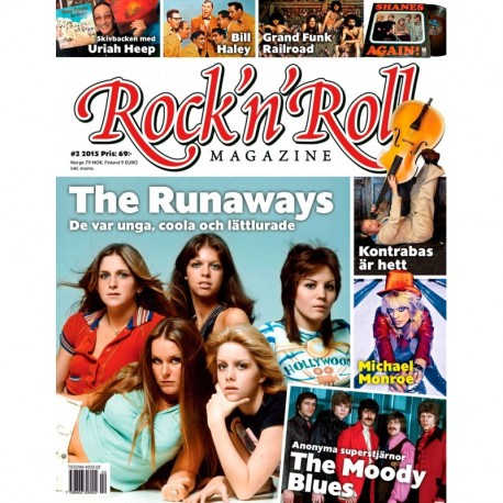 Rock'n'Roll Magazine nr 2 2015