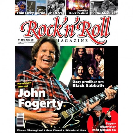 Rock'n'Roll Magazine nr 4 2013
