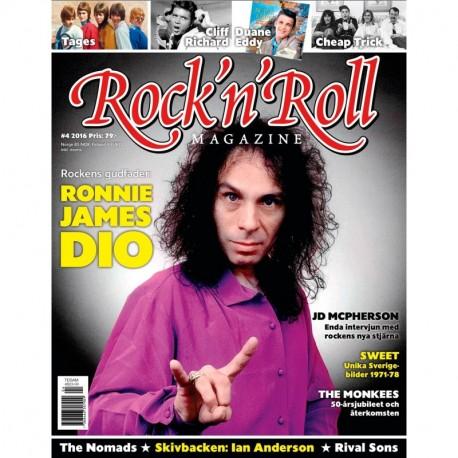 Rock'n'Roll Magazine nr 4 2016