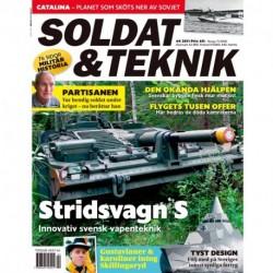 Soldat & Teknik nr 4 2011