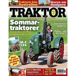 Traktor nr 5 2018