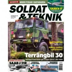 Soldat & Teknik nr 1 2016