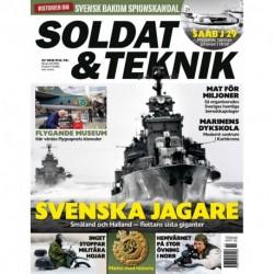 Soldat & Teknik nr 2 2016