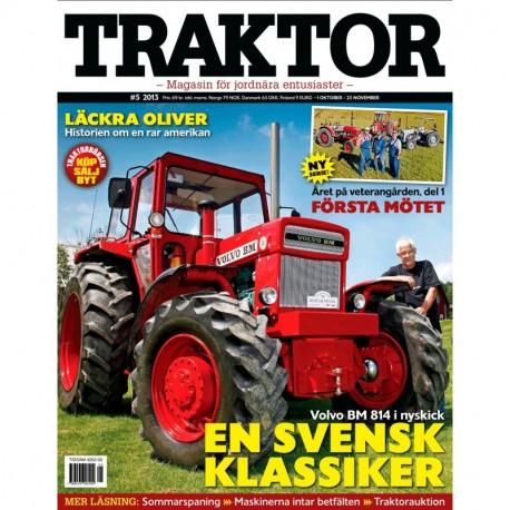 Traktor nr 5 2013