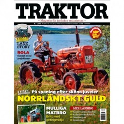 Traktor nr 3 2013