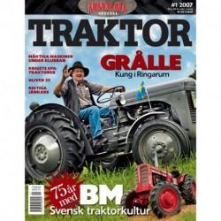 Traktor nr 1 2007