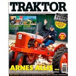 Traktor nr 4 2011