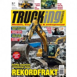 Trucking Scandinavia nr 4 2011