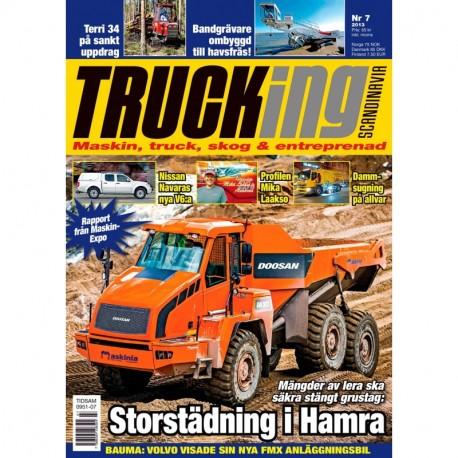 Trucking Scandinavia nr 7 2013