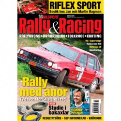 Bilsport Rally & Racing nr 10 2018