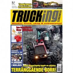 Trucking Scandinavia nr 4 2009