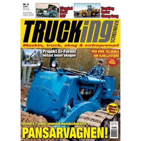 Trucking Scandinavia nr 2 2009