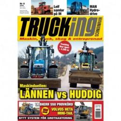 Trucking Scandinavia nr 5 2008