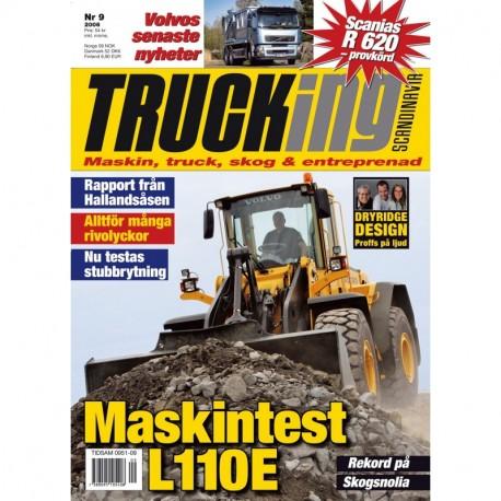 Trucking Scandinavia nr 9 2006