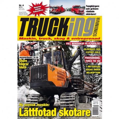 Trucking Scandinavia nr 4 2010