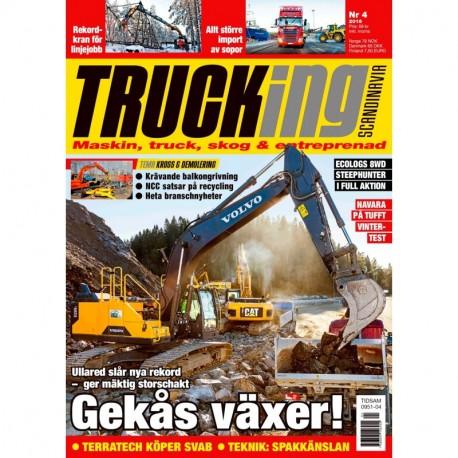 Trucking Scandinavia nr 4 2016