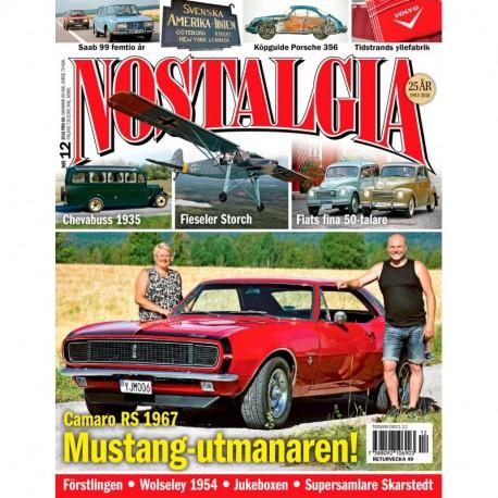 Nostalgia Magazine nr 12 2018