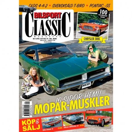 Bilsport Classic nr 4 2019