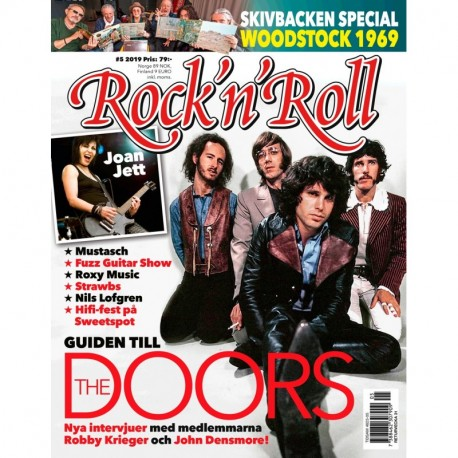 Rock'n'Roll Magazine nr 5 2019