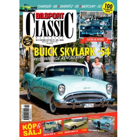 Bilsport Classic nr 10 2019
