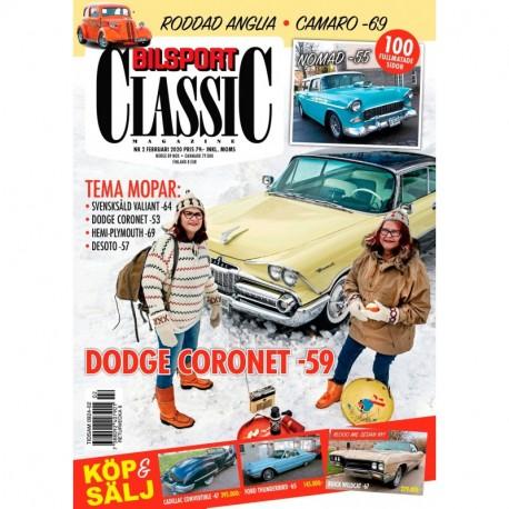 Bilsport Classic nr 2 2020