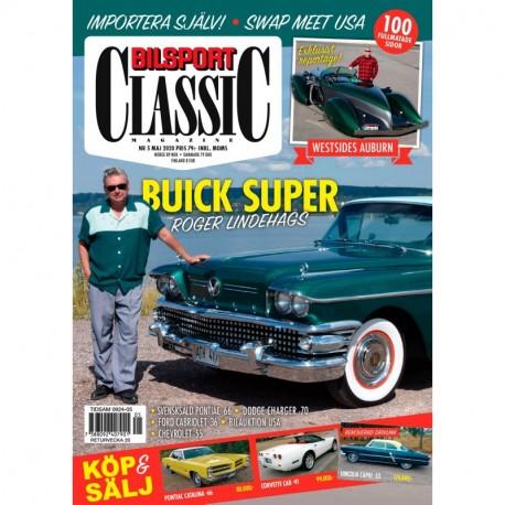 Bilsport Classic nr 5 2020