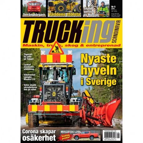 Trucking Scandinavia nr 5 2020