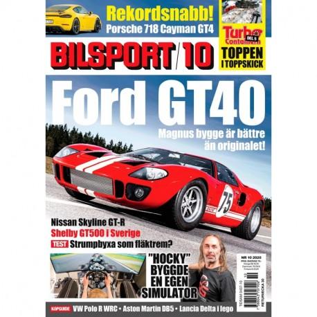 Bilsport nr 10 2020