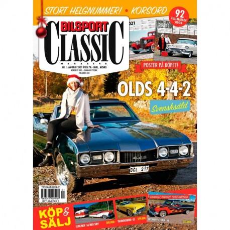 Bilsport Classic nr 1 2021