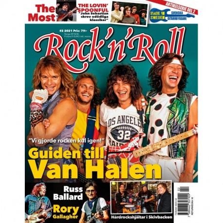 Rock'n'Roll Magazine nr 2 2021