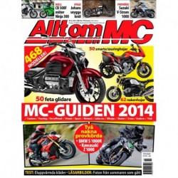 Allt om MC nr 2 2014
