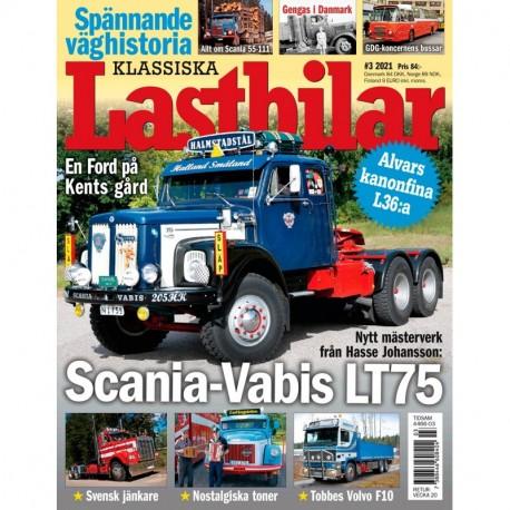 Klassiska Lastbilar nr 3 2021