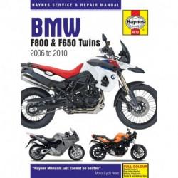 BMW F800 (F650) Twins (06 - 10)