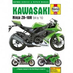 Kawasaki Ninja ZX-10R 2004 - 2010