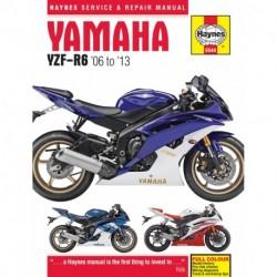 Yamaha YZF-R6 2006 - 2013