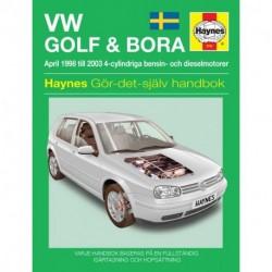 VW Golf IV & Bora 1998 - 2003