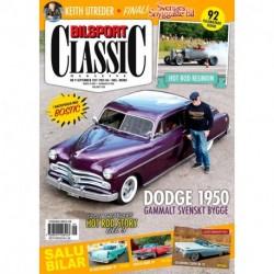 Bilsport Classic nr 9 2021