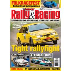 3 nr av Bilsport Rally & Racing