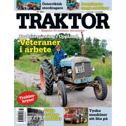 3 nr av Traktor