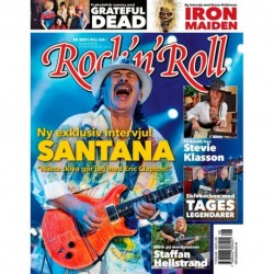 Rock'n'Roll Magazine nr 8 2021